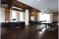 Solo Office Interiors - Агропромышленный Холдинг «Мираторг» | FS MANAGEMENT | Design: Klaus Franck, Werner Sauer | Classical. Modern. Enduring. | By Wilkhahn | #fs