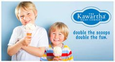 Kawartha Dairy has been proudly serving ice cream and dairy products across Ontario since Our Ice Cream is made with 100 Canadian Milk. Best Ice Cream, Icecream Bar, Simple Things, Dairy, Cottage, Country, American, Children, Fun
