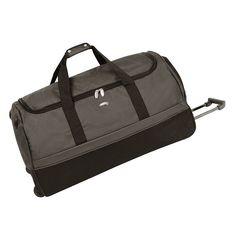 Travel Gear Spectrum Wheeled Duffel Bag,