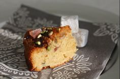 Domestic Sluttery: Let Her Eat Cake: Arabian Nights Cake