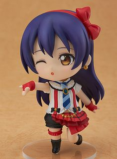 Goodsmile.info - Nendoroid Umi Sonoda (Love Live! School Idol Project)