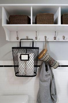 Eklektisch Badezimmer by BGDB Interior Design