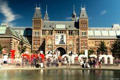 I amsterdam sign, Netherlands. ANIA W PODRÓŻY travel blog and photography
