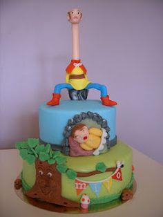 Efteling cake