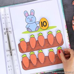 Printable Easter Quiet Book & Activity Book for Pre-K and K Crafts for Kids, Coloring pages, How to Draw TutorialsPrintable Easter Quiet Book – Activity Book for Pre-K and KCount with the bunnies and Bug Activities, Easter Activities For Kids, Preschool Learning Activities, Toddler Activities, Preschool Activities, K Crafts, Jüngstes Kind, Kids Education, Kindergarten