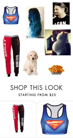 """Untitled #596"" by ashleighreigns156 ❤ liked on Polyvore featuring Junk Food Clothing"