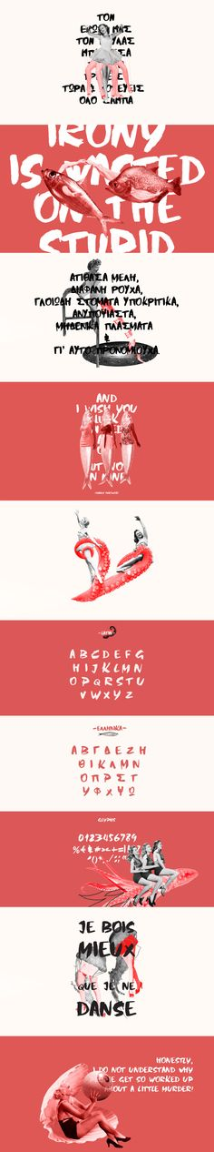 Introduction to Abys Typeface. A great quality upppercase brush font which was created 3 years ago by loana Archontaki and brought to you today with t...