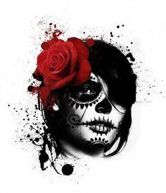 Trash Polka on Pinterest | Trash Polka Tattoo, Tattoos and body ...