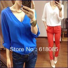 Blusas e camisas on AliExpress.com from $11.9