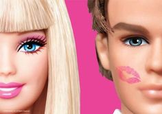 barbie and ken poster - Google Search