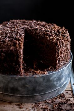 The Brooklyn Blackout Cake