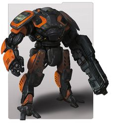4 armed mech - Google Search