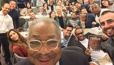 A great African-American Historian blesses the world with a brilliant legacy. Dr. Clement Alexander Price (Oct 13, 1945- Nov 5, 2014), author of the foreword for Encyclopedia of the Harlem Renaissance and presidential appointee for historical preservation. (Image courtesy of Storify)  https://storify.com/brickcitylive/reaction-to-the-passing-of-dr-clement-price