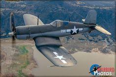 "231 mentions J'aime, 2 commentaires - Warbird Photos - Britt Dietz (@warbirdphotos) sur Instagram : ""Planes of Fame Air Museum's combat veteran F4U-1A Corsair on the way to the Naval Air Facility El…"""