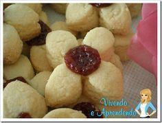 Biscoitinhos de Farinha de Arroz