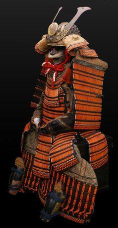 IMAGES OF OLD JAPANESE ARMOR | Samurai Armor, Japanese Armor, Samurai Helmets, Old Suits of Japanese ...