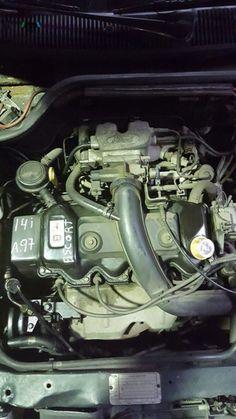 Motor Ford Escort 1.4i 1997. Enviamos para todo país. Transportadora / Correio.