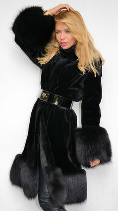 Cute, girly mink fur coat | Me | Pinterest | Fur, Fur coats and Photos