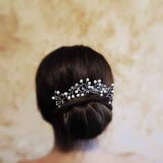 Lilly |  Set Of 3 Bridal Hair Pins Pearl Hair Pins Wedding Hair Jewelry  Wedding Accessory Bridal Headpiece wedding hair jewelry by RoyalBrides on Etsy Wedding Hair Pins, Headpiece Wedding, Bridal Headpieces, Pearl Hair Pins, Bridal Hair Accessories, Elegant, Hair Jewelry, Wedding Hairstyles, Hair Styles