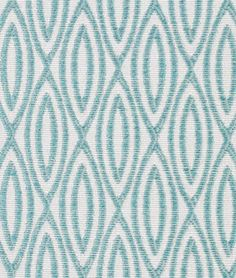 Suburban Home Lana Aqua Fabric : Image 2