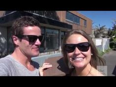 Ben & Kylie's Brave New Build. Episode Seeing the light New Builds, Kylie, Brave, Mens Sunglasses, Watch, Videos, Building, House, Be Nice