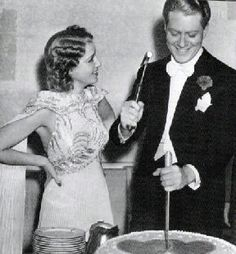 Jeanette Macdonald and Nelson Eddy ❤️