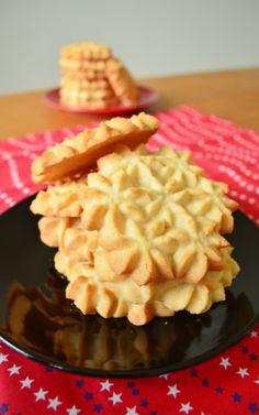 Roselyn's buttermilk cookies
