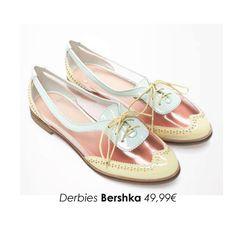 DERBIES BERSHKA