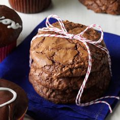 Jumbo Brownie Cookies Recipe