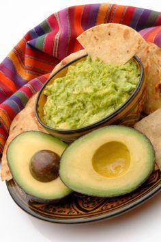 Recetas y más recetas del Uruguay: Guacamole, salsa de palta o aguacate
