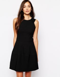 Reiss Fit and Flare Dress