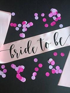 Pink Bride to Be Bachelorette Party Sash with Black Writi... https://www.amazon.com/dp/B01E610RDS/ref=cm_sw_r_pi_dp_x_UREkybG8VP41F