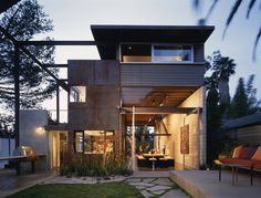 Beautiful Eco-friendly Residence in Venice, California