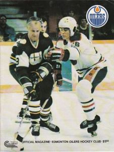 New England Whalers. Playoff Semi-Finals, Game Two. Stars Hockey, Edmonton Oilers, April 27, Semi Final, Nhl, All Star, Finals, England, Baseball Cards