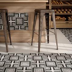 "London Funk Metropolitan Tiles from The Baked Tile Company » Floors and Walls » 20cm x 20cm » £2.16 each or £54.00 m2 for 25 in a box » ""Frost proof and easy clean"""