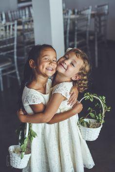Little girls. // by Grettagraphy