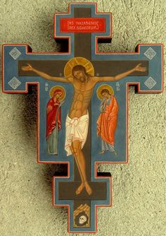 Przemek Babiarz Religious Images, Religious Icons, Religious Art, Christian Symbols, Christian Art, Church Icon, Jesus Christ Images, Sign Of The Cross, Religious Paintings