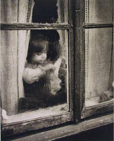 Invierno 1938 (Rusia). Fotógrafo: ROMAN VISHNIAC
