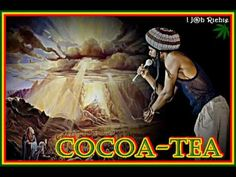 Cocoa Tea - Holy Mount Zion Psalm Let us extol him by his name Yah, Halleluyah Psalm 68, Showing Respect, Cocoa Tea, Living Legends, Music Publishing, Reggae, Holi, Daddy, Lounge