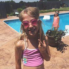 """Pool time. #SummerFun #channingbenae #gogglesaresomuchfun"" Photo taken by @cassiebshelton on Instagram, pinned via the InstaPin iOS App! http://www.instapinapp.com (07/25/2015)"