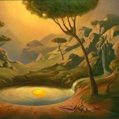 Vladimir Kush-surealism-paintings