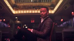 An Audience With Mr John Legend   The Oscar-winning musicianon why 2016 has been a year to remember