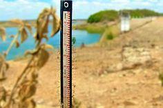 Ceará possui apenas 124% da sua capacidade total em volume de água. Mirim Massapê ta na Lista: ift.tt/28Msqb6