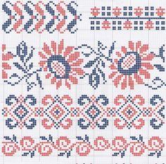 Punto Croce Disegni da Scaricare | Schemi -punto croce - Foto 1372 : Album - alfemminile.com