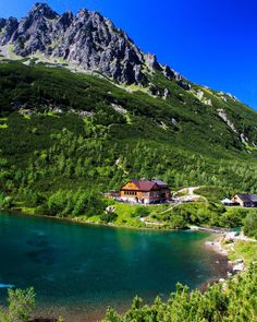 Zelené Pleso, Slovakia by Places To Travel, Places To Visit, Easy Jet, Cheap Flight Tickets, Heaven On Earth, Eastern Europe, Phuket, Solo Travel, The Great Outdoors