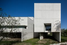 Nadir Afonso Contemporary Art Museum by Álvaro Siza Opened its Doors in Chaves, Portugal,© Fernando Guerra | FG+SG