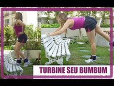 Melhor Treino para Glúteos - Turbine seu bumbum em casa ou na academia - YouTube