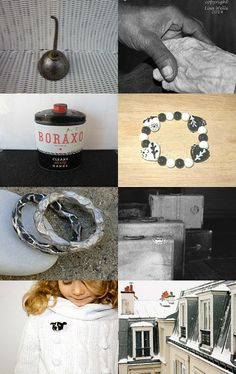 Black and White by Julie on Etsy--Pinned with TreasuryPin.com