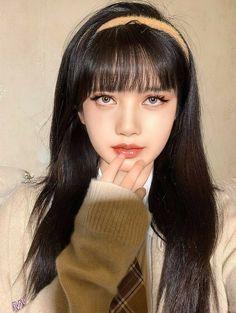 Korean Makeup Look, Asian Makeup, Korean Beauty, Asian Beauty, Korean Natural Makeup, Pretty Korean Girls, Cute Korean Girl, Asian Girl, Cute Makeup