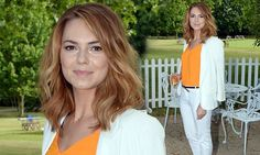Kara Tointon is summer-ready at the BNP Paribas Reception in London